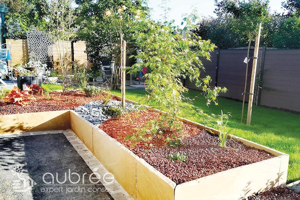 Aménagement terrasses - Expert Jardin Conseil