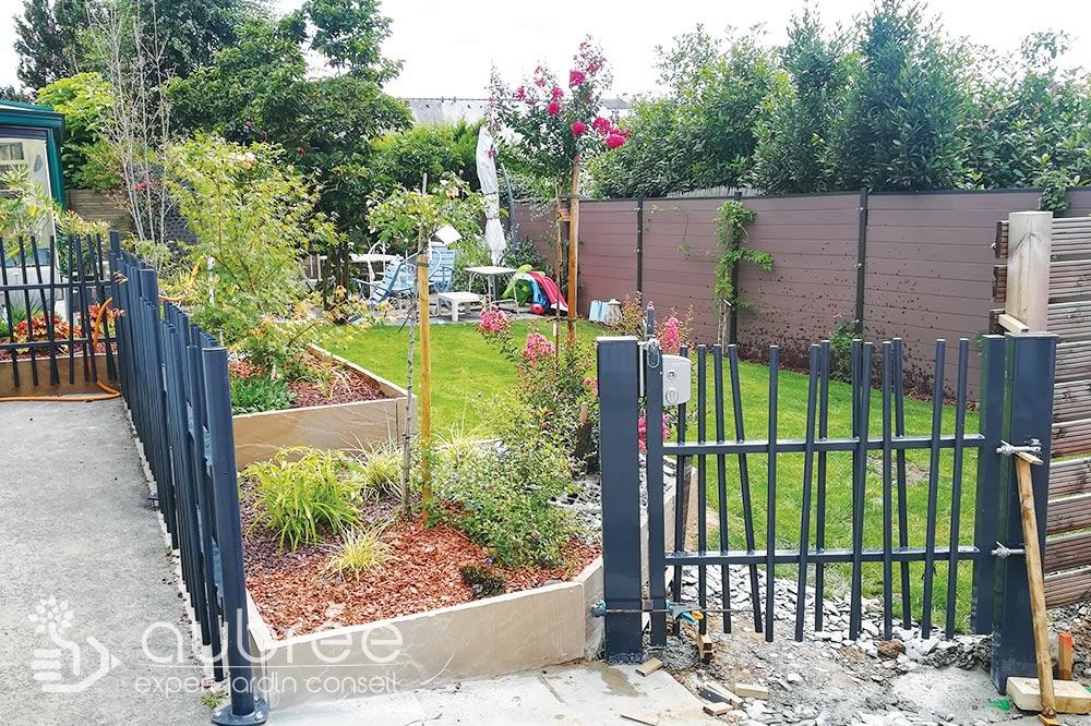 Aménagement terrasse 8D-APRES - Expert Jardin Conseil